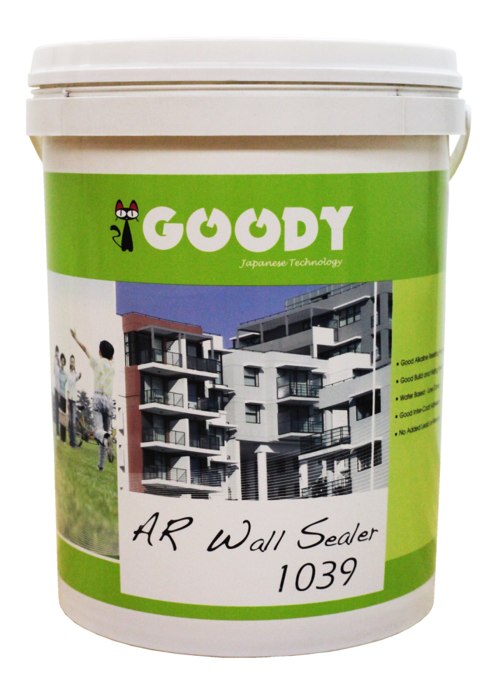 GOODY AR WALL SEALER 1039